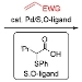 Reaction scheme para-selective C–H olefination of aniline derivatives by Pd/S,O-ligand catalysis