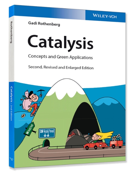 Catalysis cover 2nd edition